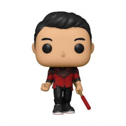 Figurine Pop Shang-Chi and the Legend of the Ten Rings Shang-Chi Pose Funko Boutique Geneve Suisse