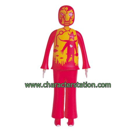 Figur 30 cm Onion Love Invader by Jaime Hayon Toy2R Large Toys Geneva