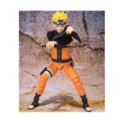 Figurine Naruto Shippuden Naruto Uzumaki Best Selection Bandai Tamashii Nations Boutique Geneve Suisse