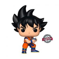 Pop Dragon Ball Z Goku (Kamehameha) Edition Limitée