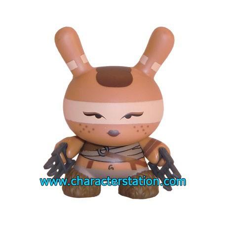 Figurine Dunny Post Apocalypse 2 par Huck Gee Kidrobot Boutique Geneve Suisse