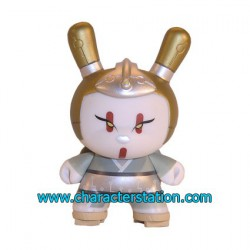 Post Apocalypse Dunny 5 by Huck Gee