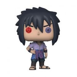 Pop Naruto Shippuden Sasuke Rinnegan Edition Limitée