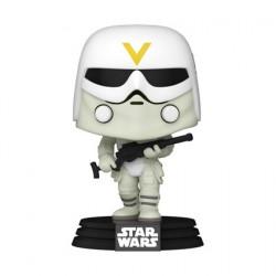 Figur Pop Star Wars Snowtrooper Concept Funko Geneva Store Switzerland