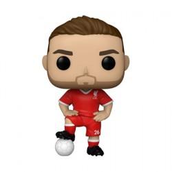 Figurine Pop Football Liverpool F.C. Andy Robertson Funko Boutique Geneve Suisse