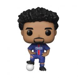 Figurine Pop Football Paris Saint-Germain F.C. Marquinhos Funko Boutique Geneve Suisse