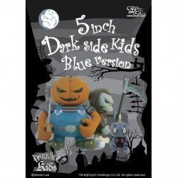 Figur DarkSide Bleu by Steven Lee Toy2R Geneva Store Switzerland