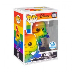Figuren Pop Pride Disney Goofy Regenbogen Limitierte Auflage Funko Genf Shop Schweiz