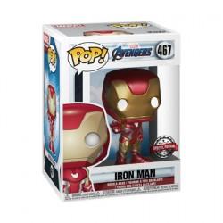 Figuren Pop Marvel Avengers Endgame Iron Man Limitierte Auflage Funko Genf Shop Schweiz