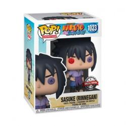 Figurine Pop Naruto Shippuden Sasuke Rinnegan Edition Limitée Funko Boutique Geneve Suisse