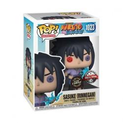 Figuren Pop Phosphoreszierend Naruto Shippuden Sasuke Rinnegan Chase Limitierte Auflage Funko Genf Shop Schweiz