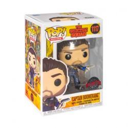 Figurine Pop The Suicide Squad 2021 Captain Boomerang Edition Limitée Funko Boutique Geneve Suisse