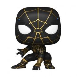 Figurine Pop Spider-Man No Way Home Spider-Man Black and Gold Suit Funko Boutique Geneve Suisse