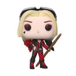 Figuren Pop The Suicide Squad Harley Quinn Bodysuit Funko Genf Shop Schweiz