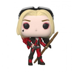 Figurine Pop The Suicide Squad Harley Quinn Bodysuit Funko Boutique Geneve Suisse