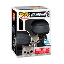 Figuren Pop G.I. Joe Snake Eyes mit Timber Limitierte Auflage Funko Genf Shop Schweiz