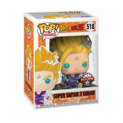 Figuren Pop Dragon Ball Z Super Saiyan 2 Gohan Limitierte Auflage Funko Genf Shop Schweiz