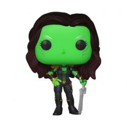 Figur Pop What If...? Gamora Daughter of Thanos Funko Geneva Store Switzerland