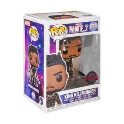 Figur Pop What If…? King Killmonger Limited Edition Funko Geneva Store Switzerland