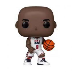 Figur Pop NBA Legends Michael Jordan 1992 Team USA White Limited Edition Funko Geneva Store Switzerland
