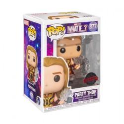 Figurine Pop What If…? Party Thor Edition Limitée Funko Boutique Geneve Suisse