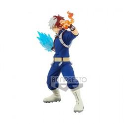 Figurine My Hero Academia The Amazing Heroes Shoto Banpresto Boutique Geneve Suisse