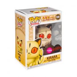 Pop Flocked Inuyasha Kirara Limited Edition