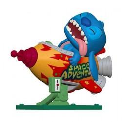 Figurine Pop 15 cm Rides Disney Lilo & Stitch Stitch dans Rocket Funko Boutique Geneve Suisse