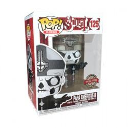 Figur Pop Ghost Papa Emeritus II Limited Edition Funko Geneva Store Switzerland