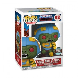Figur Pop Masters of the Universe Snake Man-At-Arms Limited Edition Funko Geneva Store Switzerland