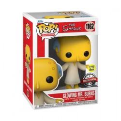 Figuren Pop Phosphoreszierend Simpsons Mr Burns Radioactive Limitierte Auflage Funko Genf Shop Schweiz