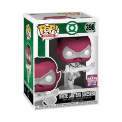 Figur Pop SDCC 2021 Green Lantern White Lantern Sinestro Limited Edition Funko Geneva Store Switzerland