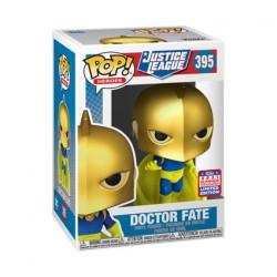 Figurine Pop SDCC 2021 DC Comics Doctor Fate Edition Limitée Funko Boutique Geneve Suisse