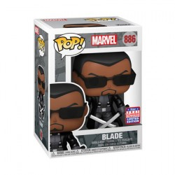 Figur Pop SDCC 2021 Marvel Blade Limited Edition Funko Geneva Store Switzerland