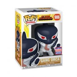 Figurine Pop SDCC 2021 My Hero Academia Gang Orca Edition Limitée Funko Boutique Geneve Suisse