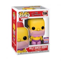Figurine Pop SDCC 2021 The Simpsons Homer Belly Dancer Edition Limitée Funko Boutique Geneve Suisse