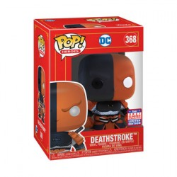 Figur Pop SDCC 2021 DC Imperial Deathstroke Imperial Limited Edition Funko Geneva Store Switzerland