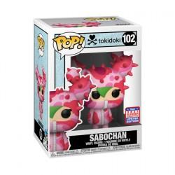 Figur Pop SDCC 2021 Tokidoki Sabochan Limited Edition Funko Geneva Store Switzerland