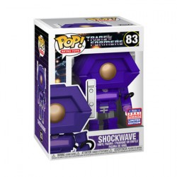 Figuren Pop SDCC 2021 Transformers Shockwaver Limitierte Auflage Funko Genf Shop Schweiz