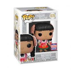 Figur Pop SDCC 2021 Disney Small World Mexico Limited Edition Funko Geneva Store Switzerland