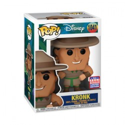 Figur Pop SDCC 2021 The Emperor's New Groove Kronk Scout Limited Edition Funko Geneva Store Switzerland