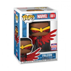 Figur Pop SDCC 2021 Marvel Comics Falcon Limited Edition Funko Geneva Store Switzerland