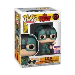 Figurine Pop SDCC 2021 The Suicide Squad T.D.K. Edition Limitée Funko Boutique Geneve Suisse