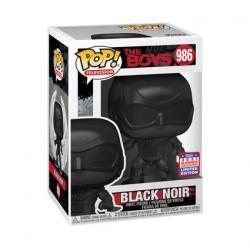 Figurine Pop SDCC 2021 The Boys Black Noir Edition Limitée Funko Boutique Geneve Suisse