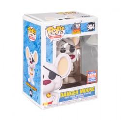 Figurine Pop SDCC 2021 Danger Mouse Edition Limitée Funko Boutique Geneve Suisse