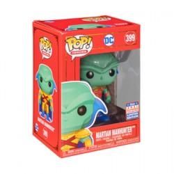 Figurine Pop SDCC 2021 Justice League Imperial Palace Martian Manhunter Edition Limitée Funko Boutique Geneve Suisse