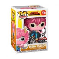 Figurine Pop Métallique My Hero Academia Mina Ashido Edition Limitéee Funko Boutique Geneve Suisse