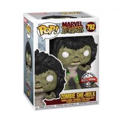 Figurine Pop Marvel Zombies She-Hulk Zombie Edition Limitée Funko Boutique Geneve Suisse