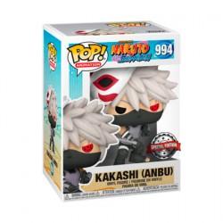 Figurine Pop Naruto Shippuden Anbu Kakashi Edition Limitée Funko Boutique Geneve Suisse