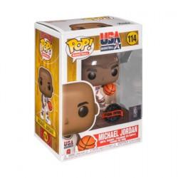 Figuren Pop NBA Legends Michael Jordan 1992 Team USA White Limitierte Auflage Funko Genf Shop Schweiz